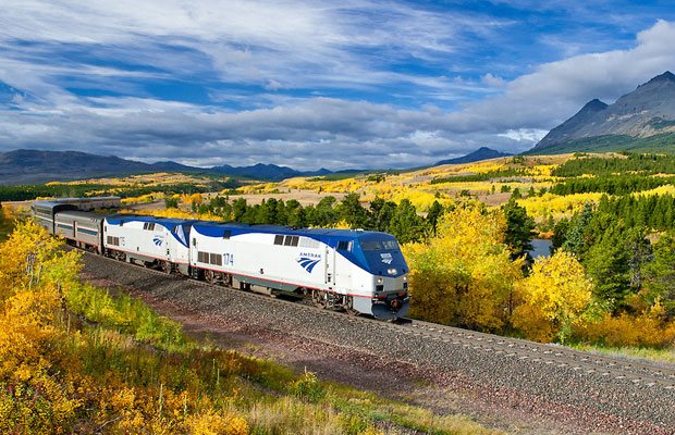 Amtrak Sale: Fares to Major U.S. Cities from $41 R/T