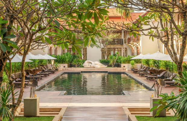 Checking In: Anantara Angkor Resort for Affordable Luxury