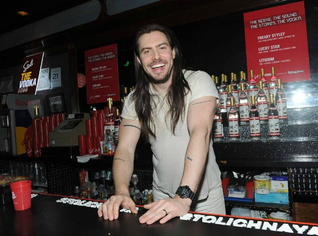 Party in the USA with Andrew W.K.: His 10 Fav Places for a Good Time