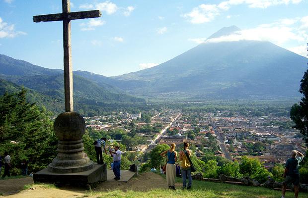 Antigua Beyond Volcan Pacaya