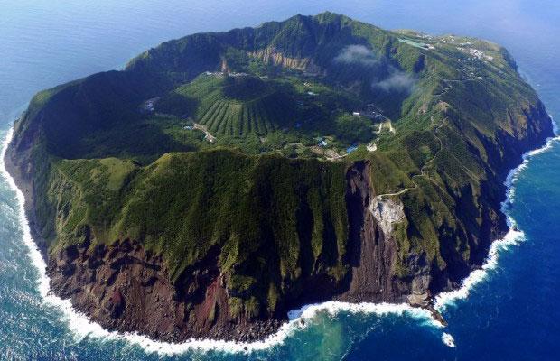 Inspired Travel: Aogashima Volcano