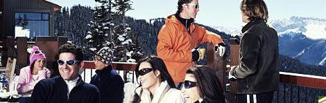 Top 10 Apres-Ski Scenes