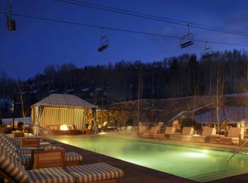 Move Over, Aspen. A Swank New Ski Village is Taking Shape