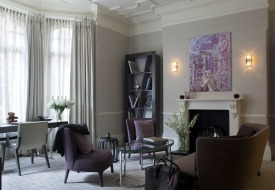 London Apartment Fantasy Fulfilled at Athenaeum