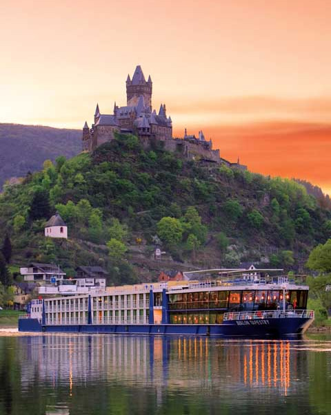 River Cruise Lines Launch Early-Booking Sales