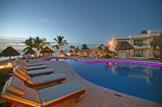 All-Incl. Mexico Kid-Friendly Beachfront Hotel from $228/Night