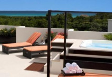 $247+: New Riviera Maya All-Incl. Hotel w/Two Exclusive Massages