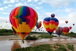 Hot Air Balloon Festivals Offer Sky-High Adventures