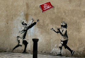Melbourne Art Series Hotels Encourage Art Theft with Banksy Contest