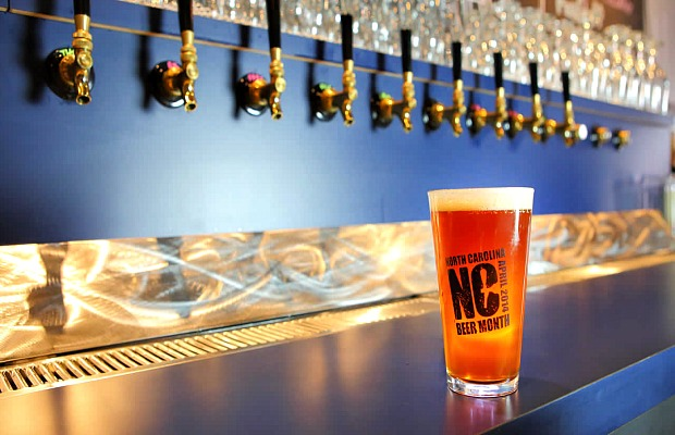 Time to Head South: It's North Carolina Beer Month