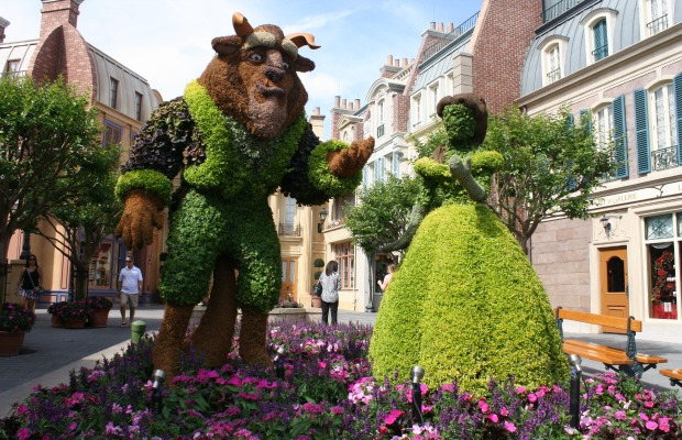 15 Topiaries at Epcot's International Flower & Garden Festival, In Photos