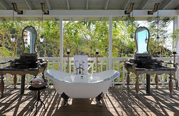 Inspired Travel: This Dreamy St. Kitts Hotel Is Situated on an Organic Farm