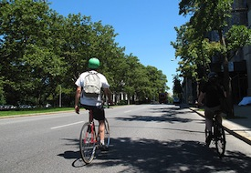 Cycling Safely in New York City