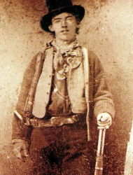 New Mexico Offers $10,000 for Tracking Down Billy the Kid