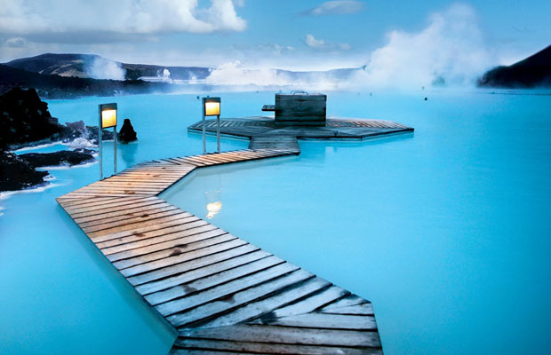 Inspired Travel: The Blue Lagoon in Iceland