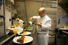 Bmi Serves Up Haute Cuisine on the Fly