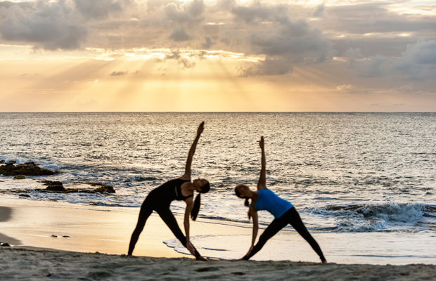 9 Ways To Stay Healthy On Vacation