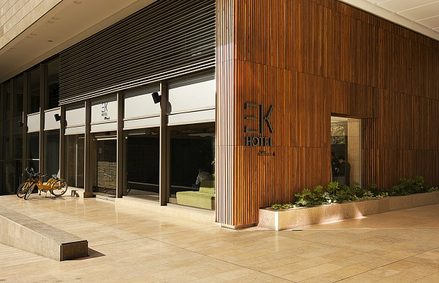 Checking In: EK Hotel, Bogota