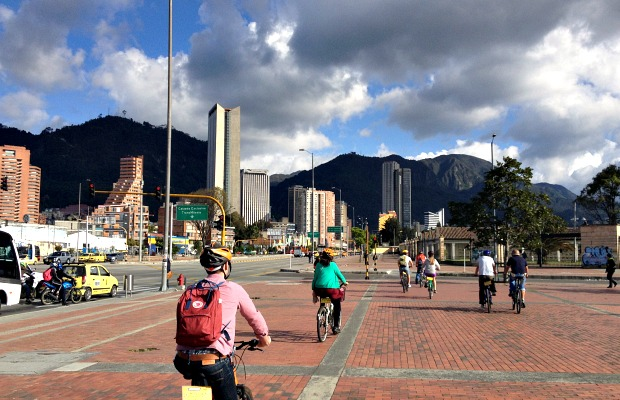 Bogotá: Exploring the Colombian Capital on Two Wheels for $20