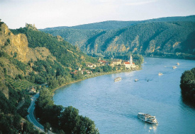 Brand g Wants LGBT Lovers to Cruise the Danube for Free