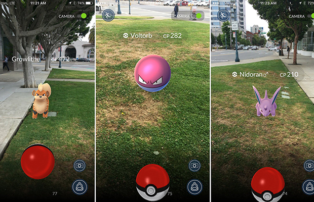 5 Places That You Should — and Definitely Shouldn't — Play Pokémon GO