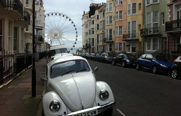 Brighton: London By the Sea, But Cheaper