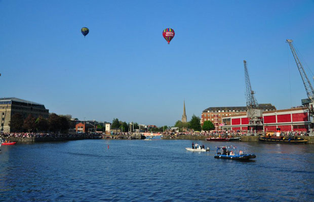 Looking for a London Diversion? Head to Bristol.