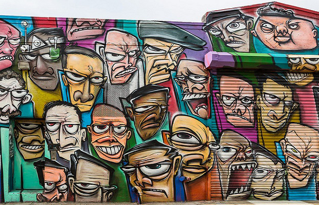 8 Great Graffiti Art Tours (and Workshops)