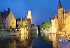 Three Romantic Days in Brussels and Bruges