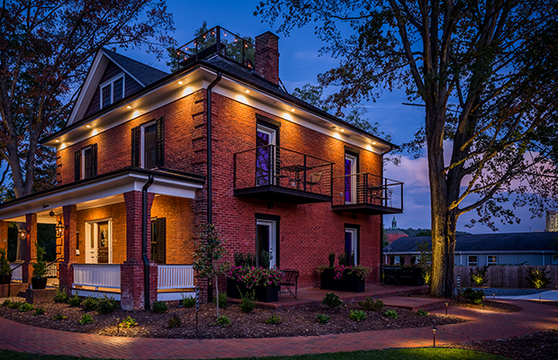 Checking In: The Bunn House in Asheville
