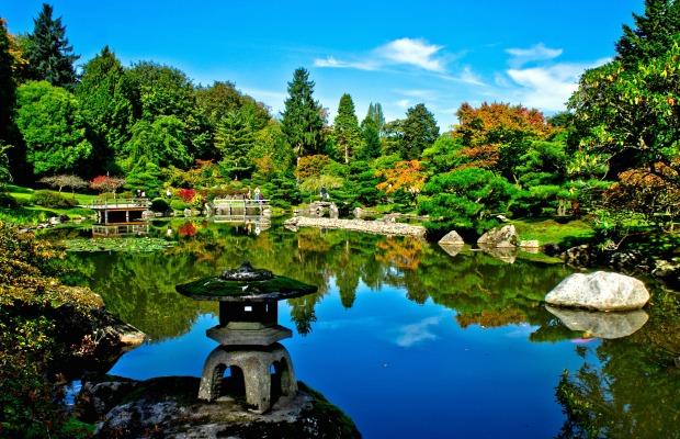 The Japanese Garden / IStock