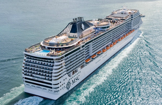 Cruise News: Get a 2-for-1 Deal From MSC
