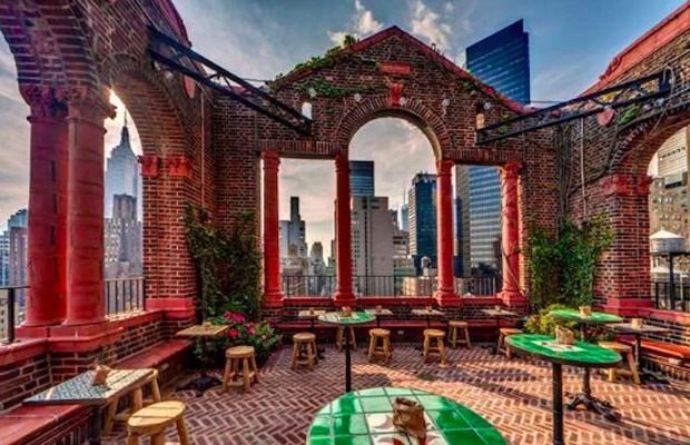 Shermans Travel 6 Affordable Rooftop Bars In New York