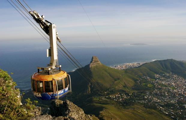 Cape Town Four Ways