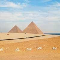 Rome, Cairo, Athens and Crete 8-Night Escape