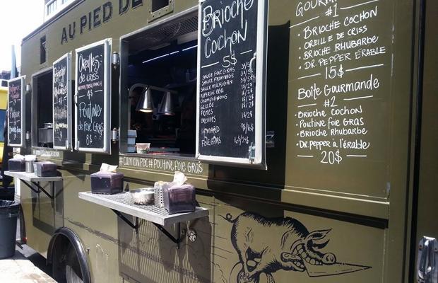 Foodie Friday: Montreal's Great Food Trucks