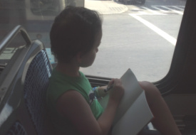 Can We Make Travel Journaling Cool for Kids?