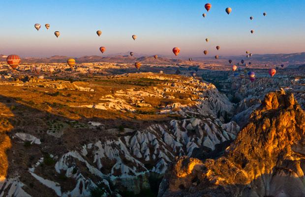Inspired Travel: Cappadocia, Turkey