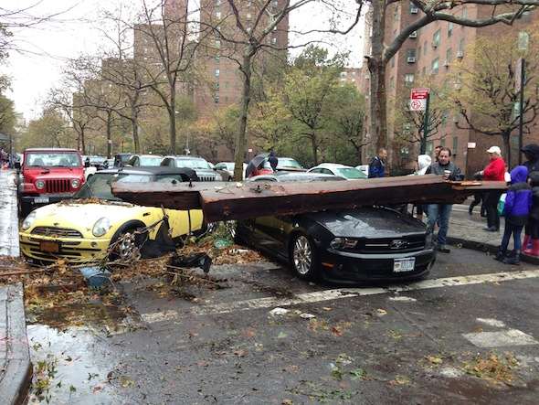 Share Your Hurricane Sandy Travel Stories