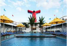 Ring in the New Year at Sea on Carnival & Save up to 65%