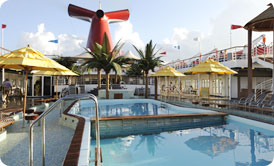 Carnival Debuts Year-Round Sailings from Charleston