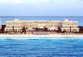 $289+ Mayan Themed Package at 4 & 5-Diamond Cancun Marriotts