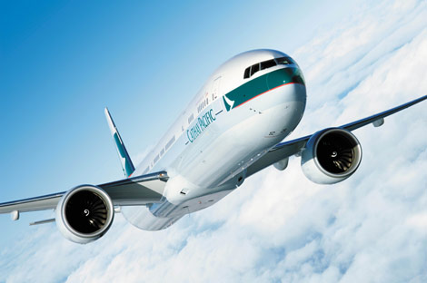 Cathay Pacific Offers Fare Reduction and Two Free Hotel Nights