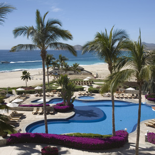 Secluded Golf and Spa Resort in Los Cabos