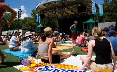 New York's Buckingham Hotel Offers Central Park Concert Package
