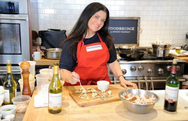 Chef Alex Guarnaschelli Talks Paris, Portland, and Her Favorite Pour