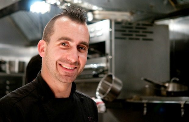 Chef Marc Forgione Talks Vacation Cooking & Ideal Restaurant Locations