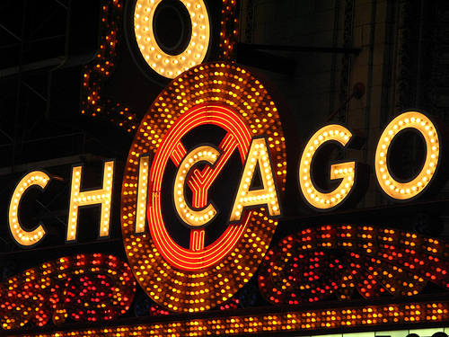 The Windy City on the High Seas
