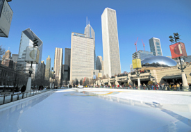 Winter Break at Omni Chicago Hotel for $400/person with Air