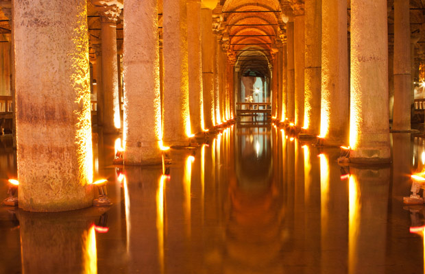 Inspired Travel: Basilica Cistern
